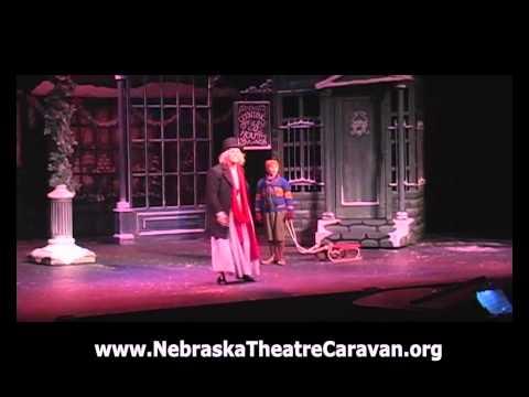 "Nebraska Theatre Caravan's ""A Christmas Carol"""