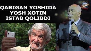Boltavoy Toshmatov - Qarigan yoshida yosh xotin istab qolibdi | 2019