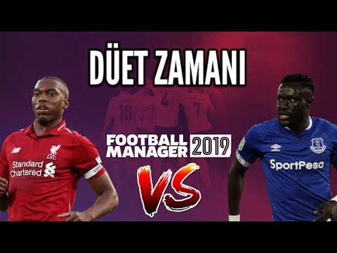 FM 2019 # Daniel Sturridge ve Oumar Niasse Profil Karşılaştırması