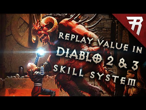 Diablo 3 vs. Diablo 2: Replay Value in the Skill System