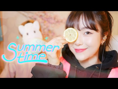 「summertime / cinnamons × evening cinema」 │Cover by Darlim&Hamabal