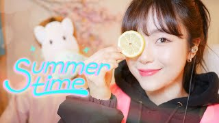 Gambar cover 「summertime / cinnamons × evening cinema」 │Cover by Darlim&Hamabal