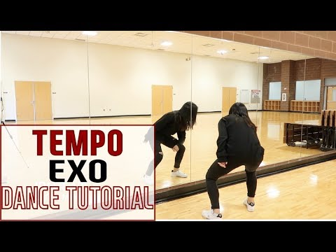 EXO 엑소 'Tempo' Lisa Rhee Dance Tutorial