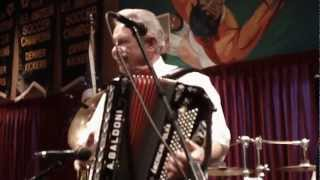 Dick Zavodny plays Julida Polka at the Polka Lover
