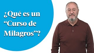 """¿Qué es un """"Curso de Milagros""""? - Enric Responde 39"""
