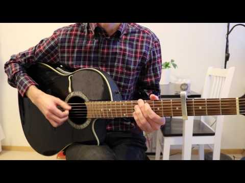 Shallows (Daughter) – Guitar lesson