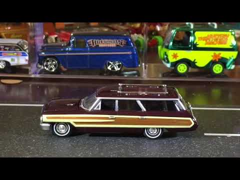 Cracking Open DLM - Part 2 AutoWorld Muscle Wagons & Display Cases