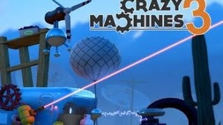 crazy Machines 3 Обзор Геймплей 2016 год