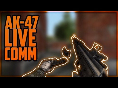 Bullet Force - Buffed AK-47 LIVE COMMENTARY!