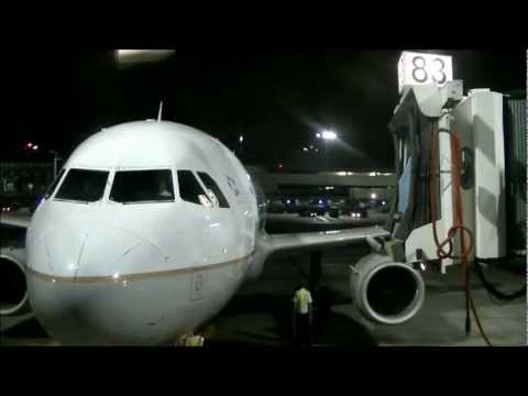 A320 Jetway Arrival HD