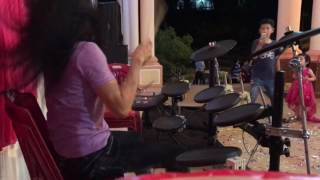 Siêu sao drum Việt Nam! Đẳng cấp