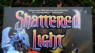 Shattered Light Unboxing (PC) ENGLISH