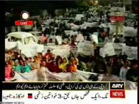 Karachi randevúzási pontok, amelyeket ary hírek fednek fel