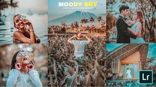 How to Edit Moody Cinematic Photography   Mobile Lightroom Presets DNG & XMP Free Download