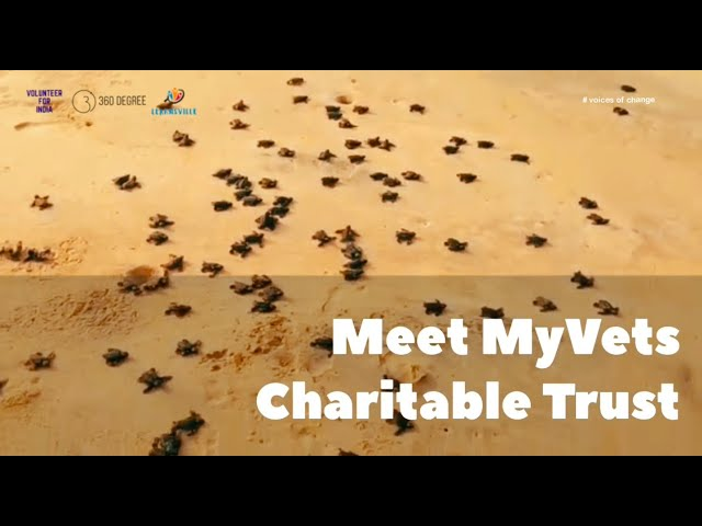 Voices of Change #5 -  MyVets Charitable Trust | Volunteer For India | 360 Degree | Learnsville