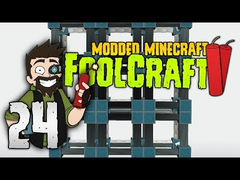 AUTOMATING the IMPOSSIBLE | #24 | FoolCraft 2 | Modded Minecraft 1.10.2