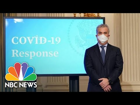White House Covid Response Team Holds Briefing | NBC News