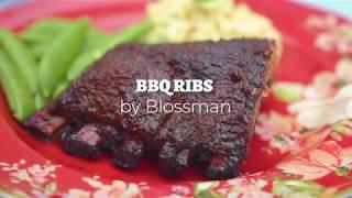 Blossman Family Recipes: BBQ Ribs