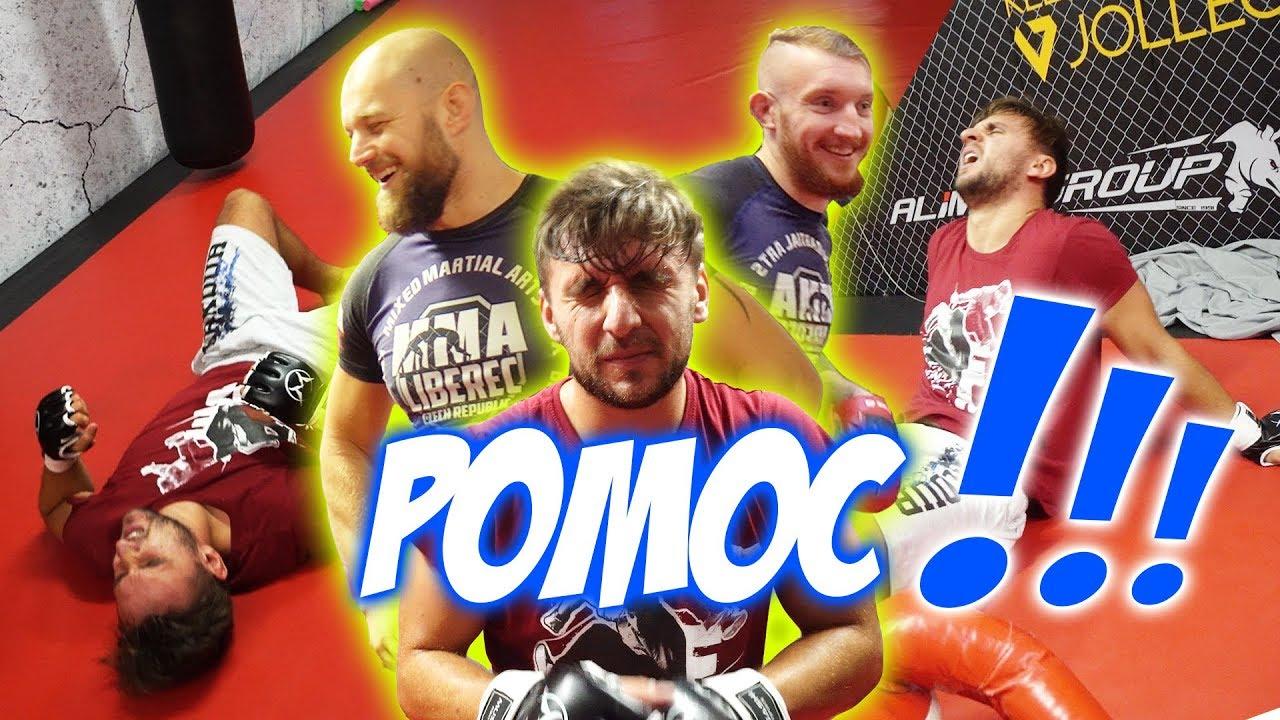 Lov zážitků #3 | MMA Trénink s Profesionálem!