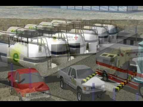 Proposed Mine Development for Cerro Moro