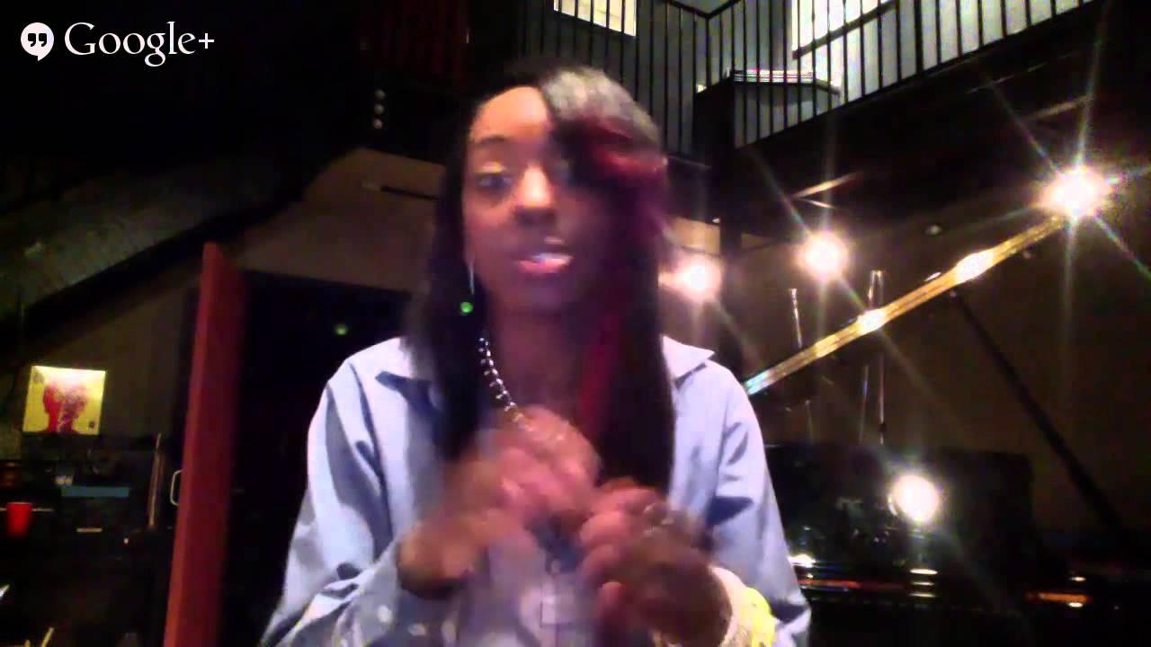 Ashly Williams Talks B...