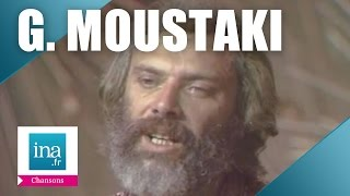 "Georges Moustaki ""Voyage"" (live officiel) - Archive INA"