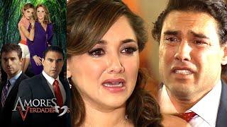 Amores Verdaderos: ¡Arriaga descubre que Liliana NO es su hija! | Escena - C93