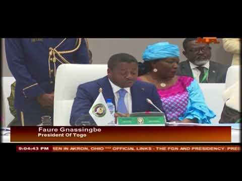 Buhari speaks on ECOWAS Summit