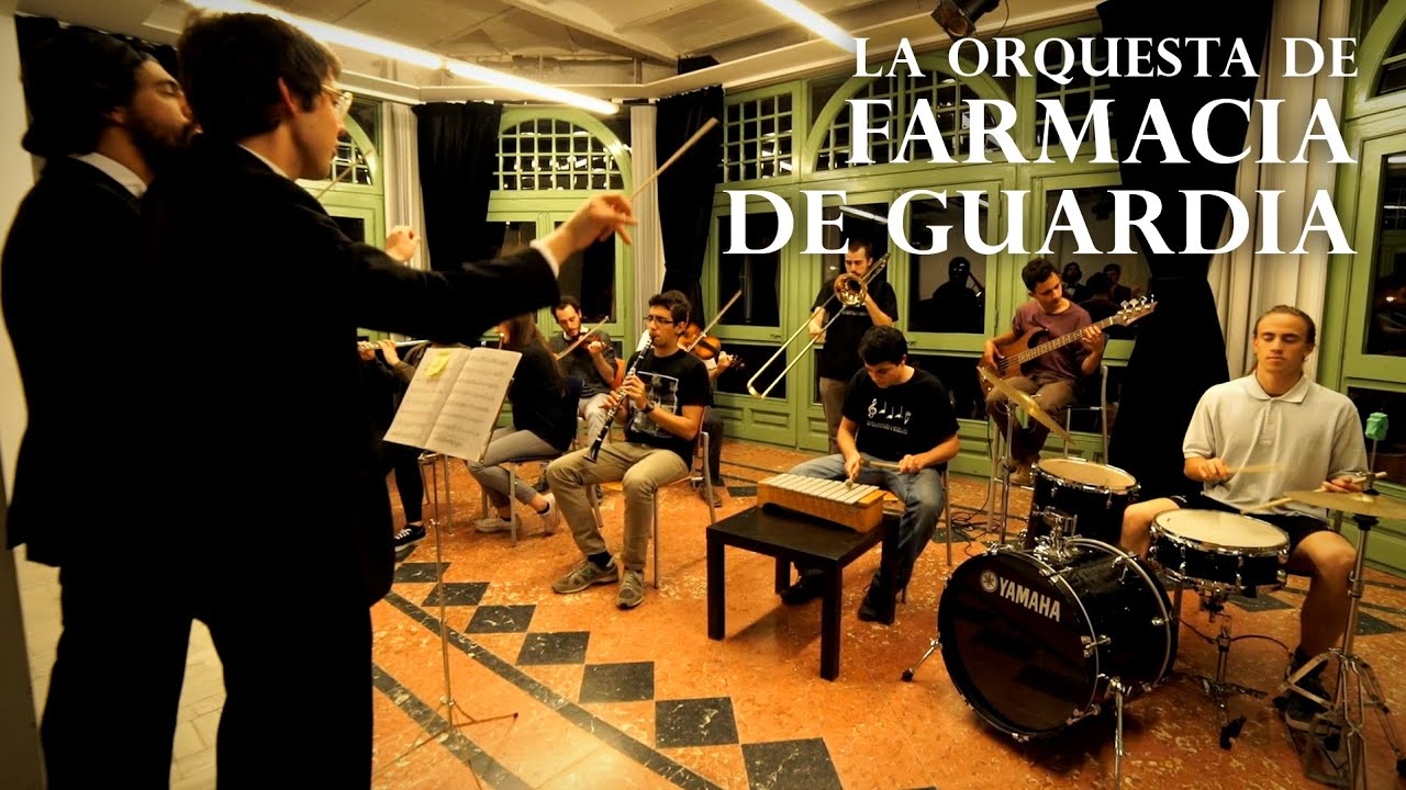 La orquesta de farmacia de guardia youtube - Farmacia de guardia silla ...