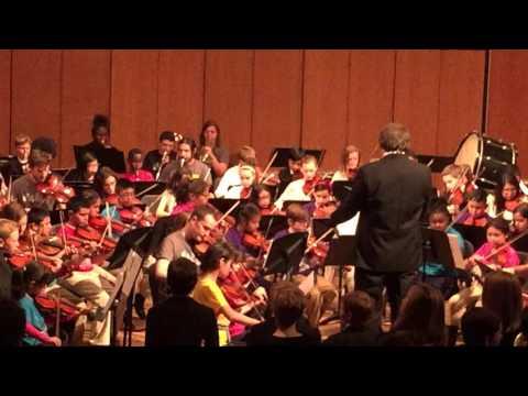El Sistema Colorado and Denver School of the Arts: Hallelujah Chorus