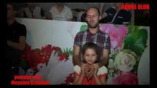 Zarina Buzovnali ft Elmeddin Avaz   Super Popuri Meyxana 2015 Ordubad toyu