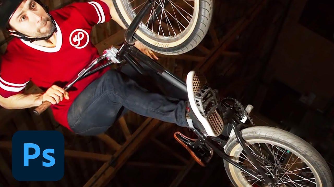 how to fix hot spot photoshop cc