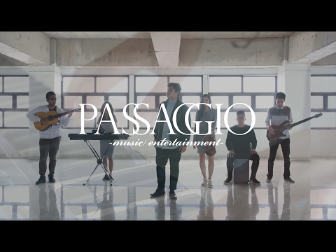 Cinta Cinta Cinta - Wizzy Feat Sandhy Sondoro (OST. Negeri Van Oranje) | PASSAGGIO COVER