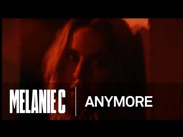 La ex Spice Girl Melanie C lanza en solitario su sencillo 'Anymore'