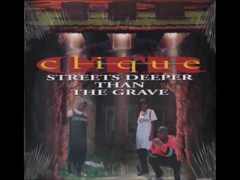 OTR Clique – Streets Deeper Than The Grave (Full Album 1995)