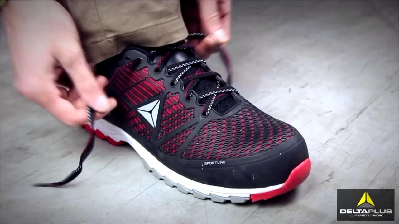 nouvelle collection 496c2 b768b Chaussures de sécurité DELTA SPORT S1P DELTA PLUS