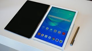Huawei MediaPad M5 & M5 Pro Hands-On!