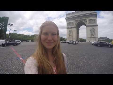 saint chapelle and luxembourg garden:  PARIS day four