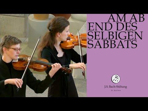 J.S. Bach - Cantata BWV 42 Am Abend aber des selbigen Sabbats | 3 Aria (J. S. Bach Foundation)
