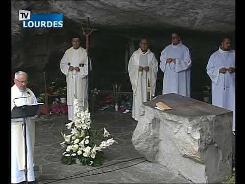Rosario di Lourdes 16 août 2017