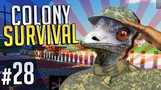 EMU WARS | Colony Survival #28