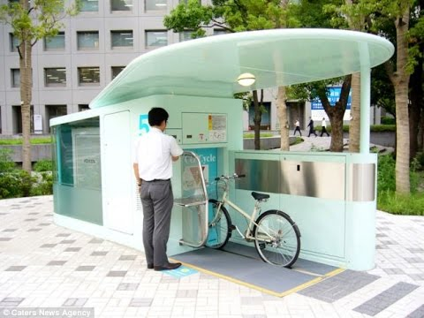 8 More Brilliant Pieces of Bike Infrastructure