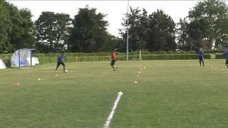 Progressioni nel calcio - progression and combination play