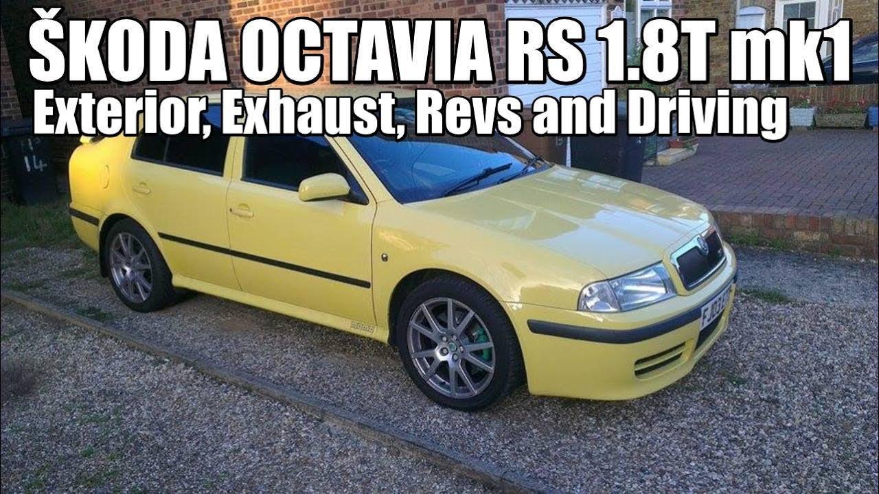 U0160koda Octavia Rs 1 8t Mk1