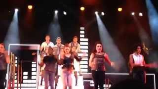 """""""River Deep"""", from Playback. ms Westerdam 2014-15 Cast"""
