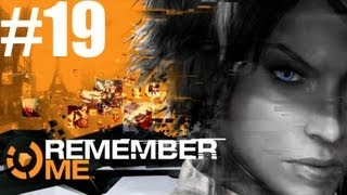 Remember Me - Walkthrough - PC Max Settings - Part 19 - A Family Reunited