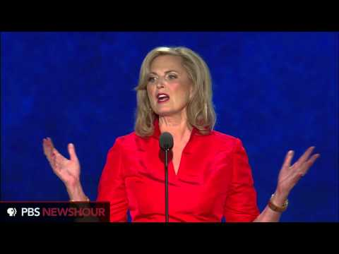 Ann Romney: 'Mitt Romney Was Not Handed Success. He Built It.'