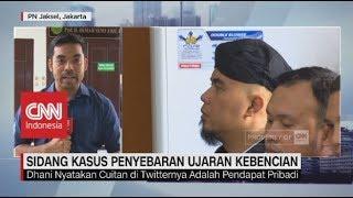 Video Sidang Lanjutan Kasus Penyebaran Ujaran Kebencian Ahmad Dhani download MP3, 3GP, MP4, WEBM, AVI, FLV Juli 2018