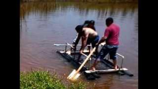Projeto canoa furada 2ª fase de testes
