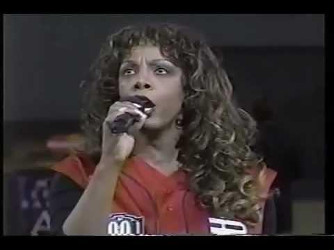 Donna Summer - Star Spangled Banner